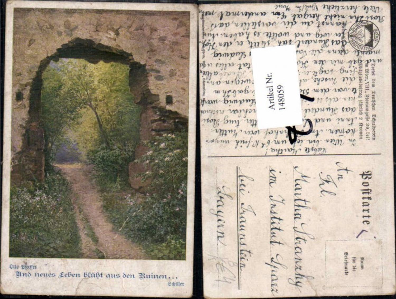 148059,Dt Schulverein 890 Otto Pfeiffer  günstig online kaufen