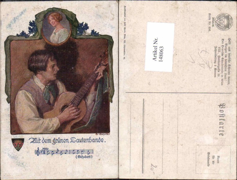 148063,Dt Schulverein 696 E. Schütz Gitarre  günstig online kaufen