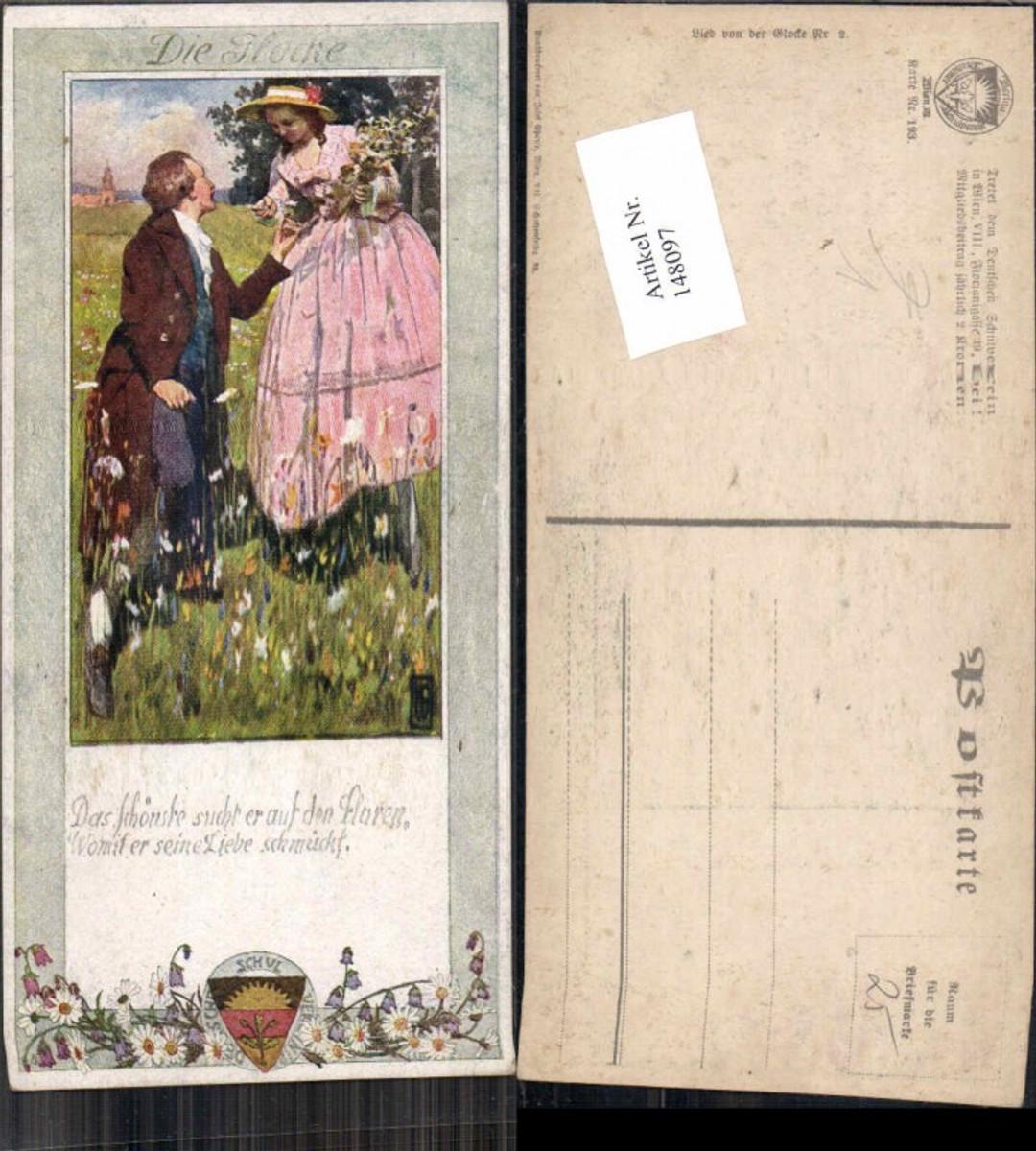 148097,Dt Schulverein 193 Lied von der Glocke 2 günstig online kaufen