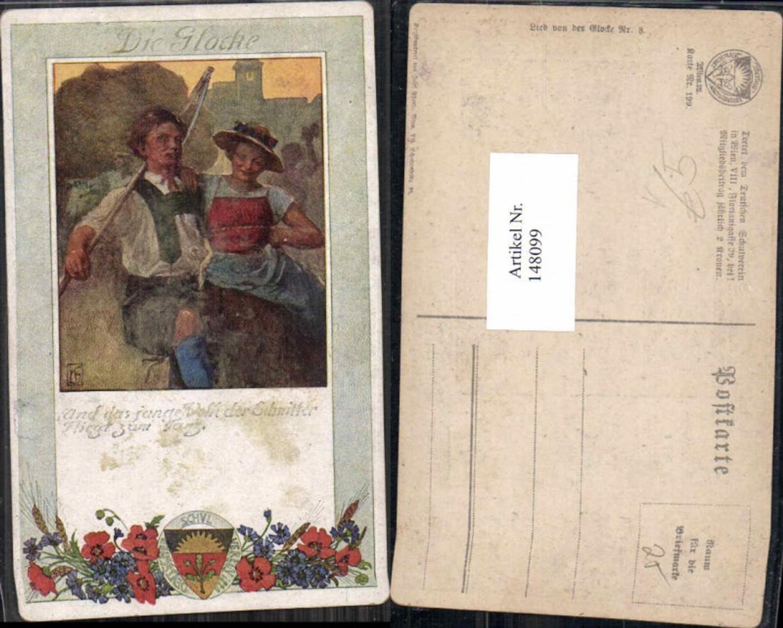 148099,Dt Schulverein 199 Lied v.d. Glocke 8 günstig online kaufen