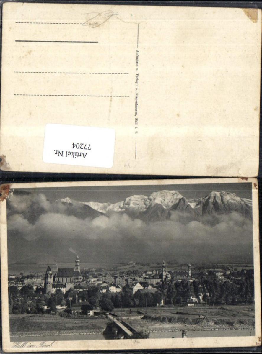 77204,Hall i. Tirol Totale  günstig online kaufen