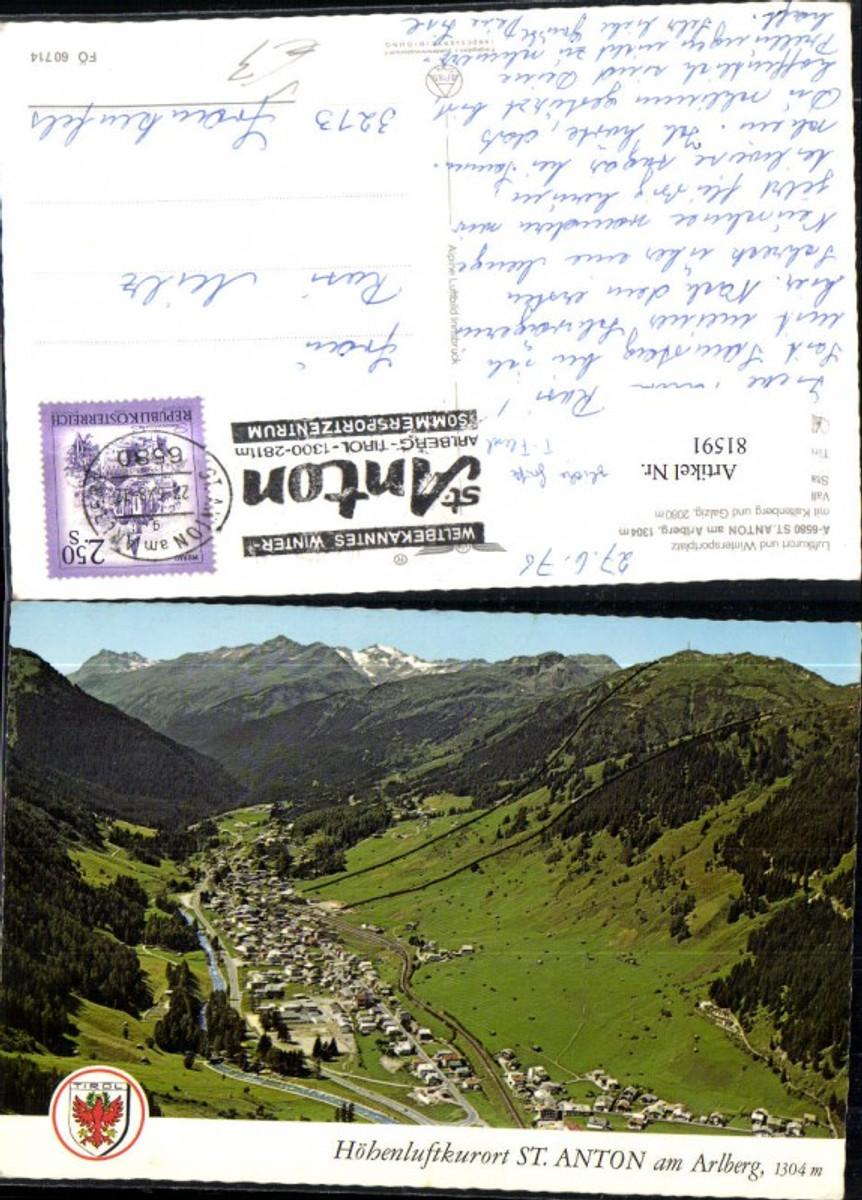 81591,St Anton am Arlberg Totale günstig online kaufen