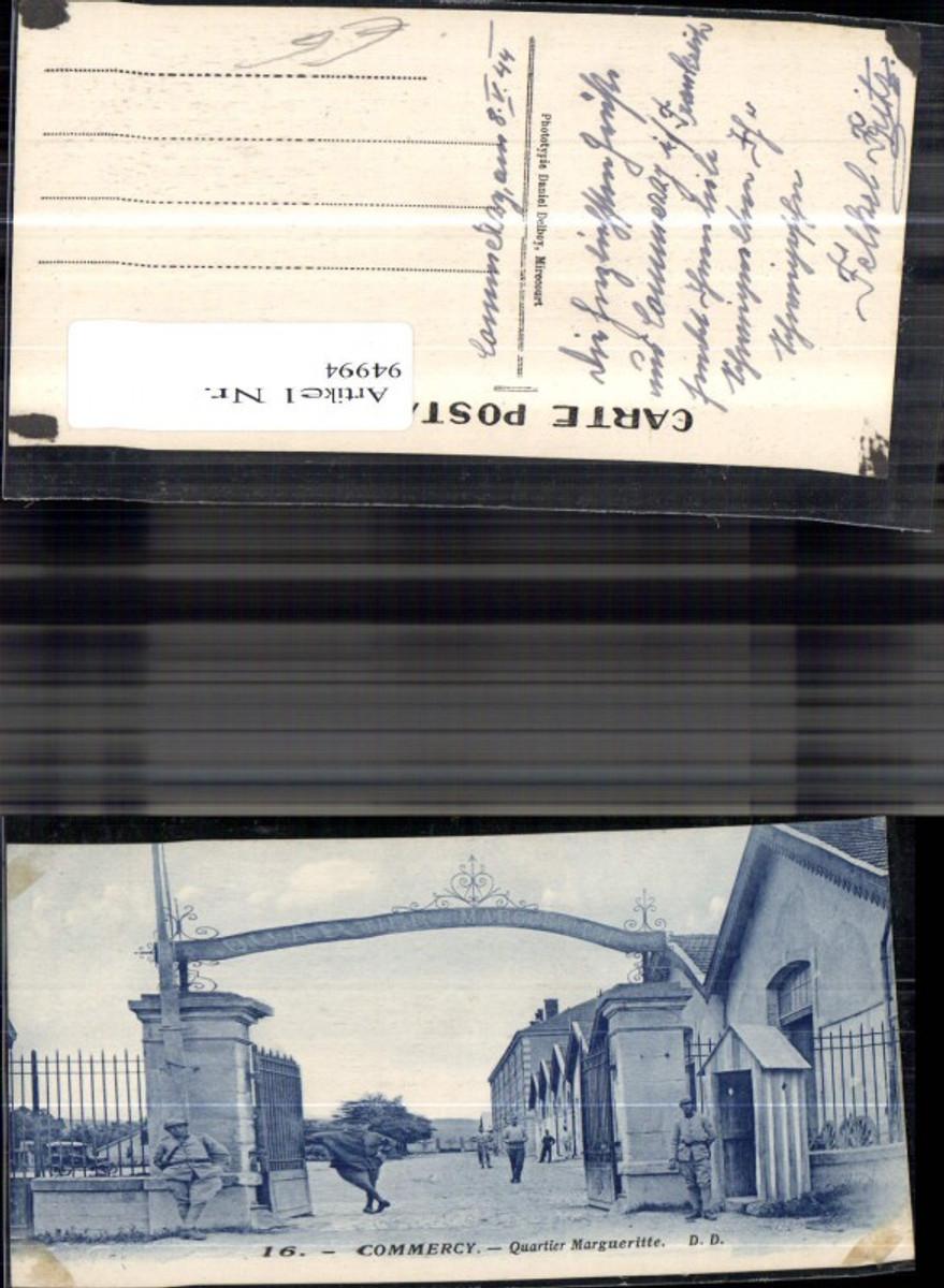 94994,Comercy Quartier Margueritte Eingang Männer Soldaten 1944 günstig online kaufen