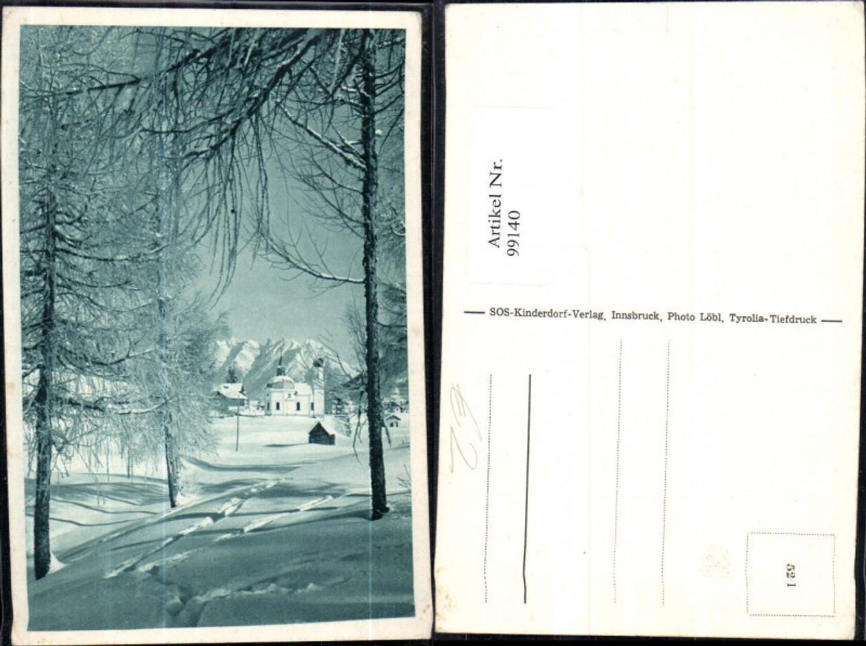 99140,SOS Kinderdorf 52/1 Winterwald Kirche  günstig online kaufen