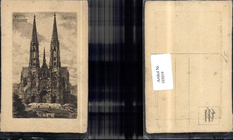 103019,Wien Alsergrund Votivkirche  günstig online kaufen