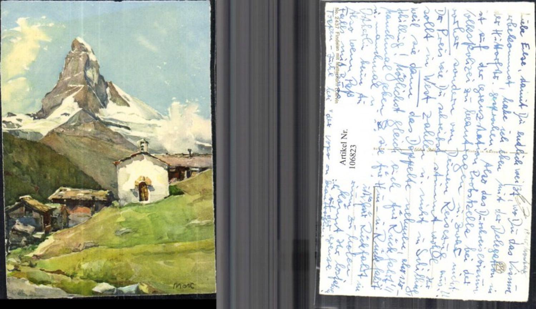 106823,Findelen mit Matterhorn Kanton Wallis günstig online kaufen
