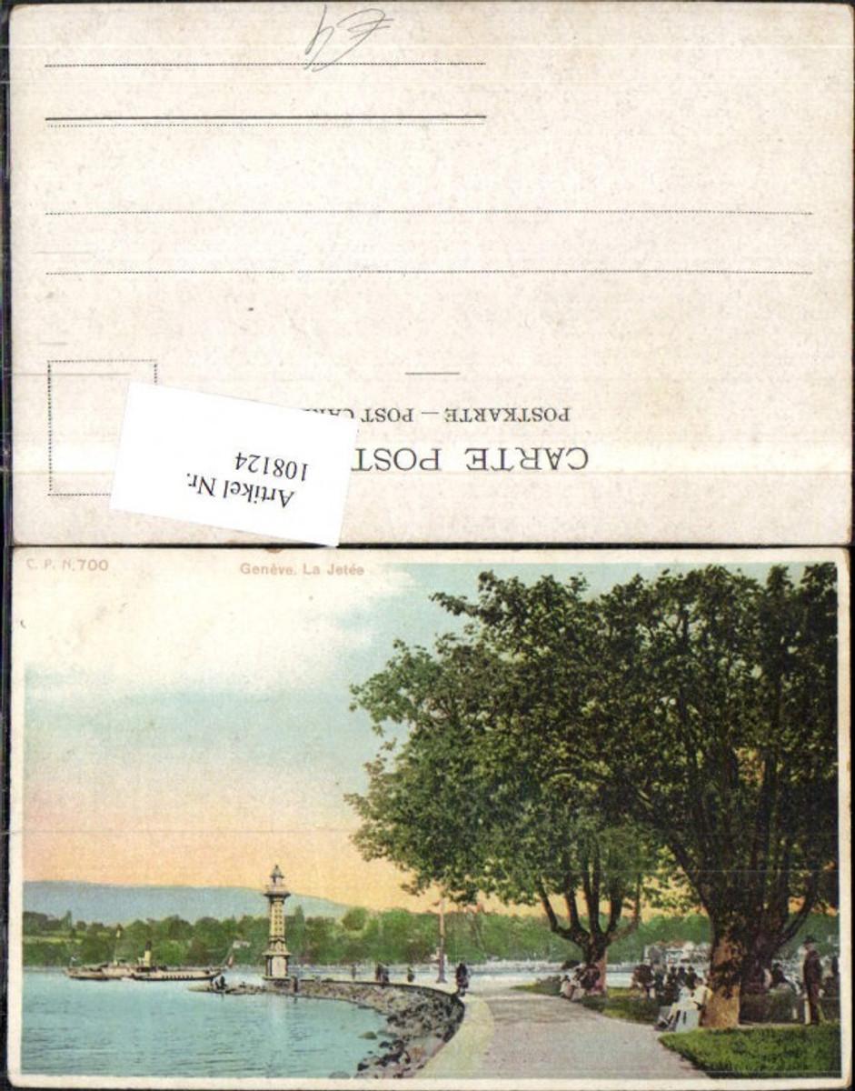 108124,Geneve la Jetee Kanton Genf günstig online kaufen