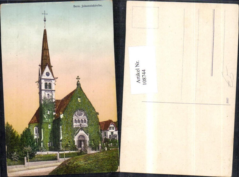 108744,Bern Johanniskirche Kanton Bern günstig online kaufen