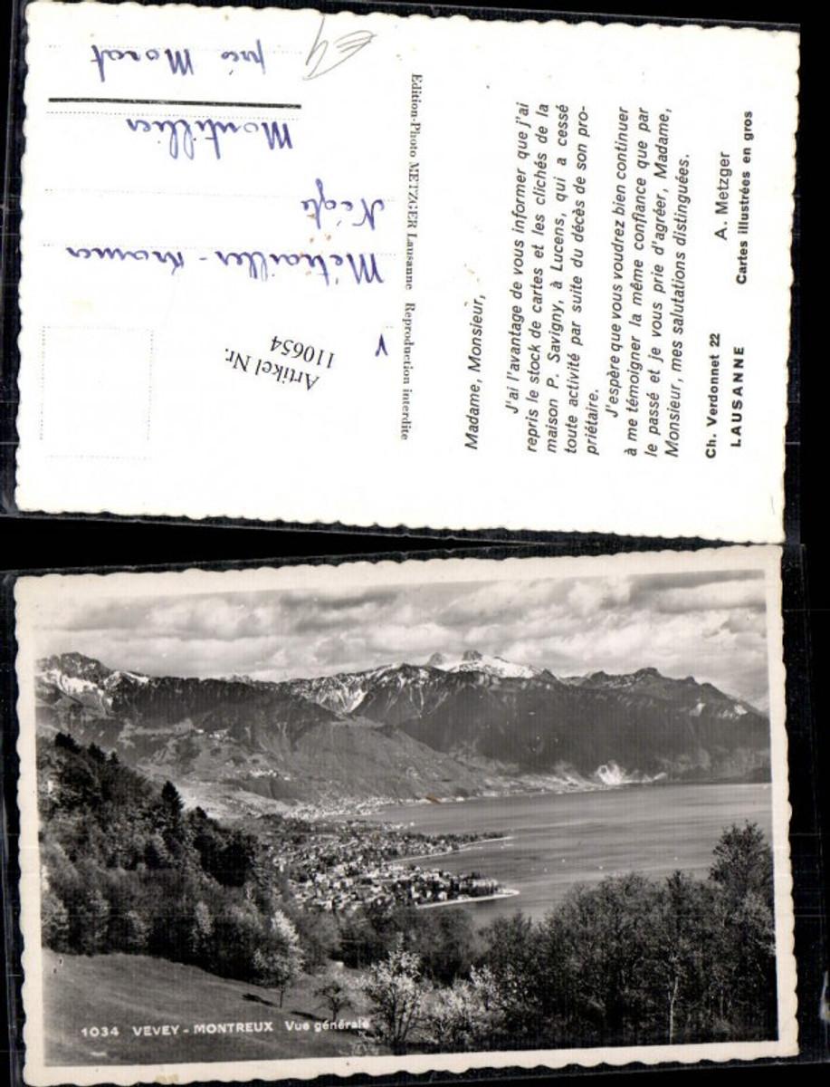 110654,Vevey Montreux Totale Kanton Waadt günstig online kaufen