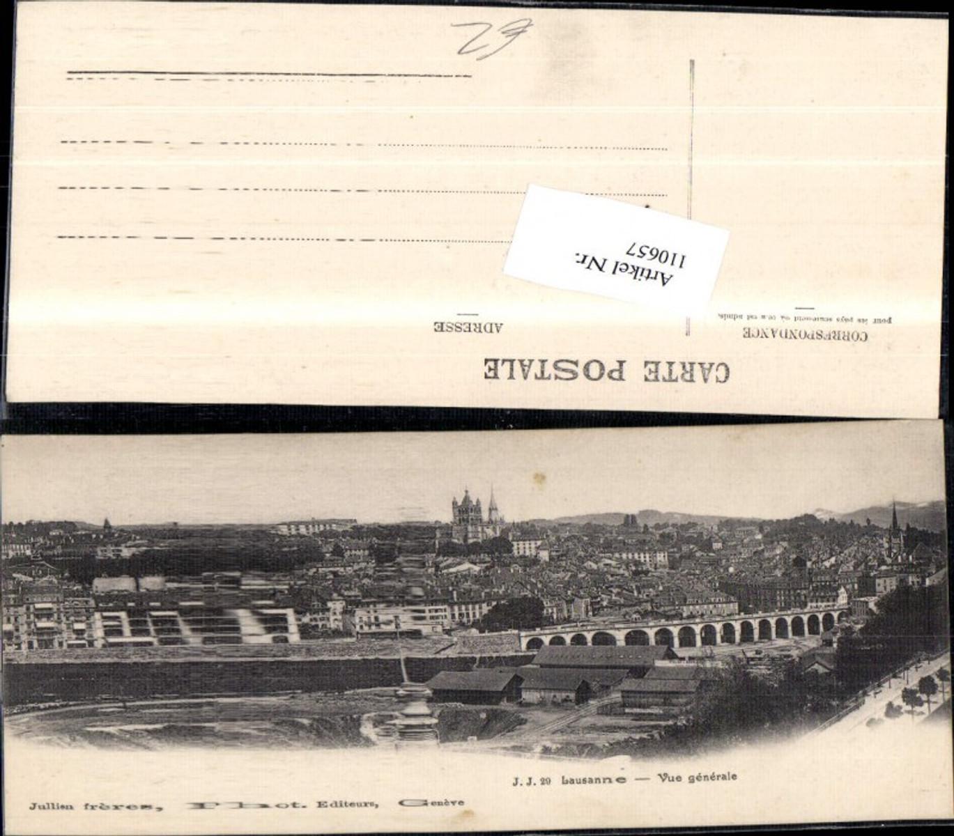 110657,Lausanne Totale Kanton Waadt günstig online kaufen