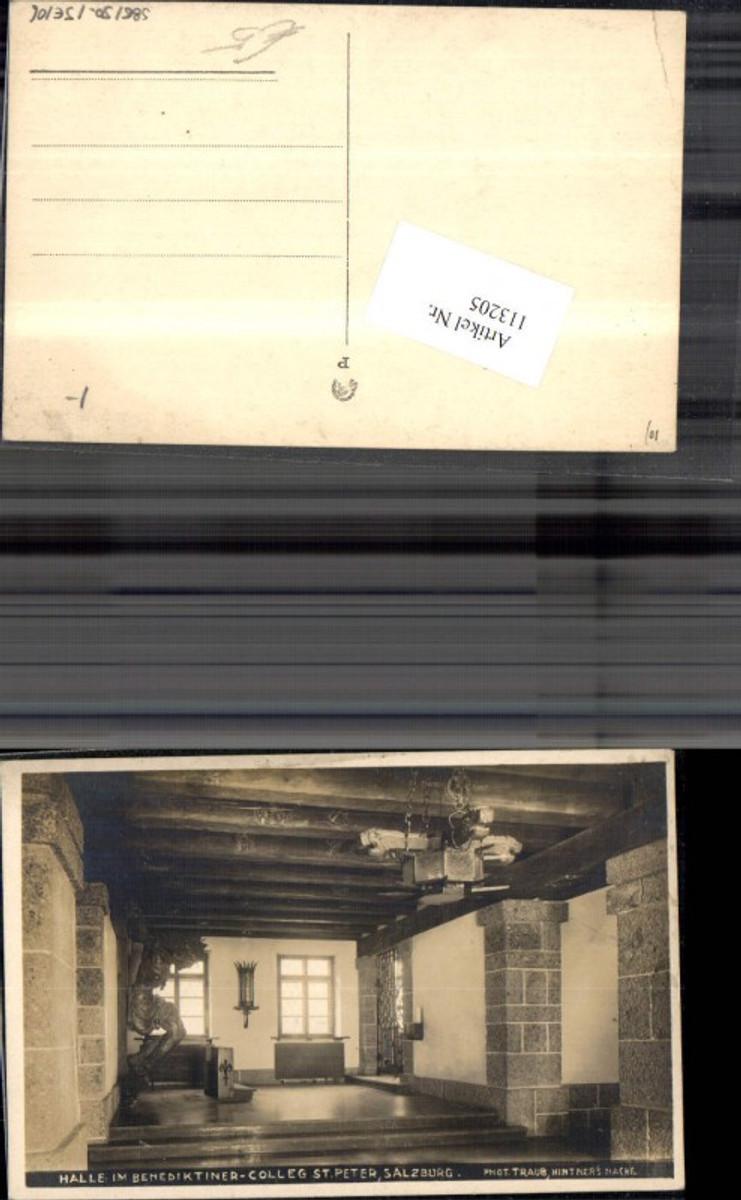 113205,Halle im Benediktiner Colleg St Peter Salzburg günstig online kaufen