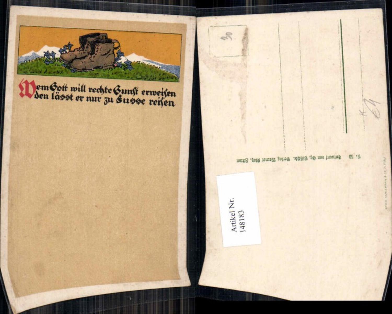 148183,Georg Plischke Spruch Silhouette Scherenschnitt  günstig online kaufen
