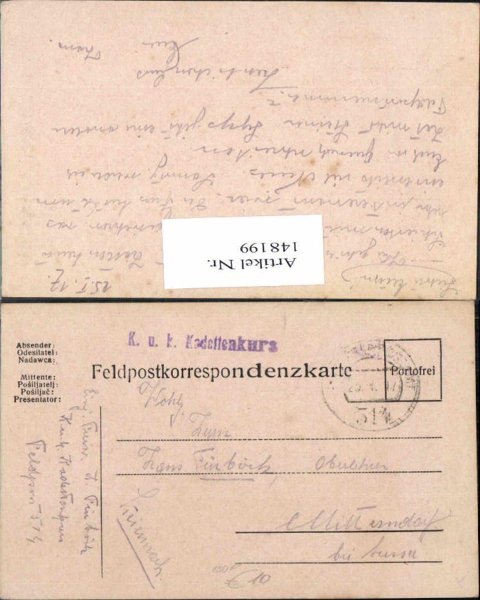 148199,K.K. Feldpost 514 Kadettenkurs 150 Punkte lt. Rainer Katalog günstig online kaufen