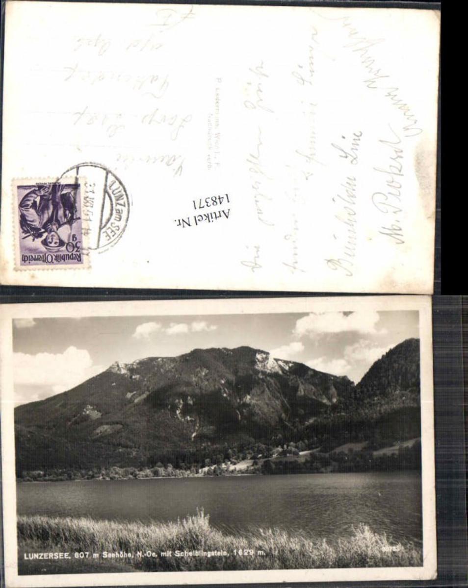 148371,Lunzersee bei Lunz am See  günstig online kaufen