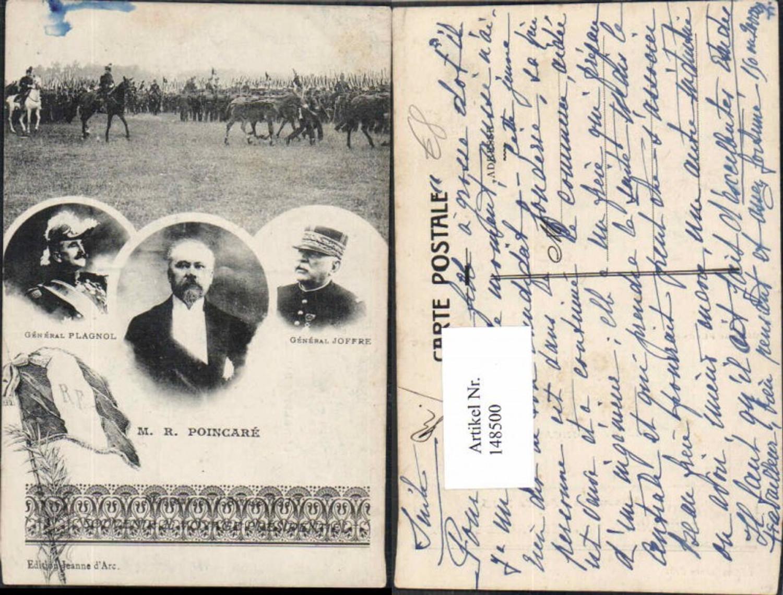 148500,M.R. Poincare General Joffre General Plagnol  günstig online kaufen
