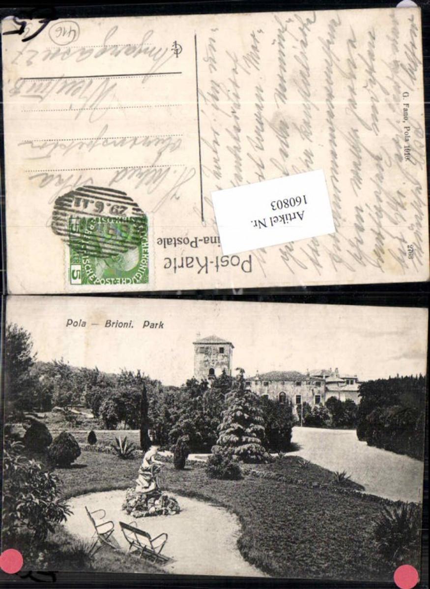 160803,Pola Brioni Park 1910 günstig online kaufen