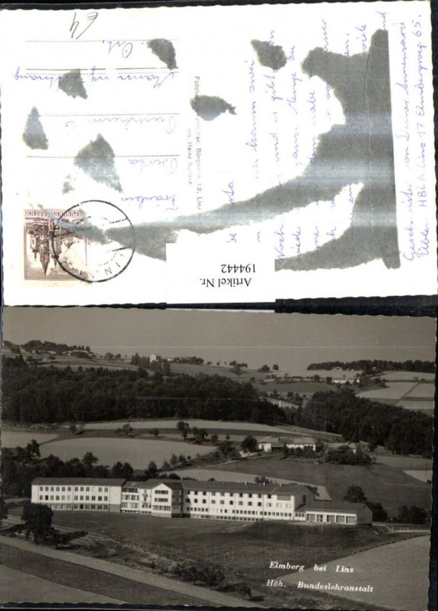 194442,Elmberg b. Linz Höhere Bundeslehranstalt Schule günstig online kaufen