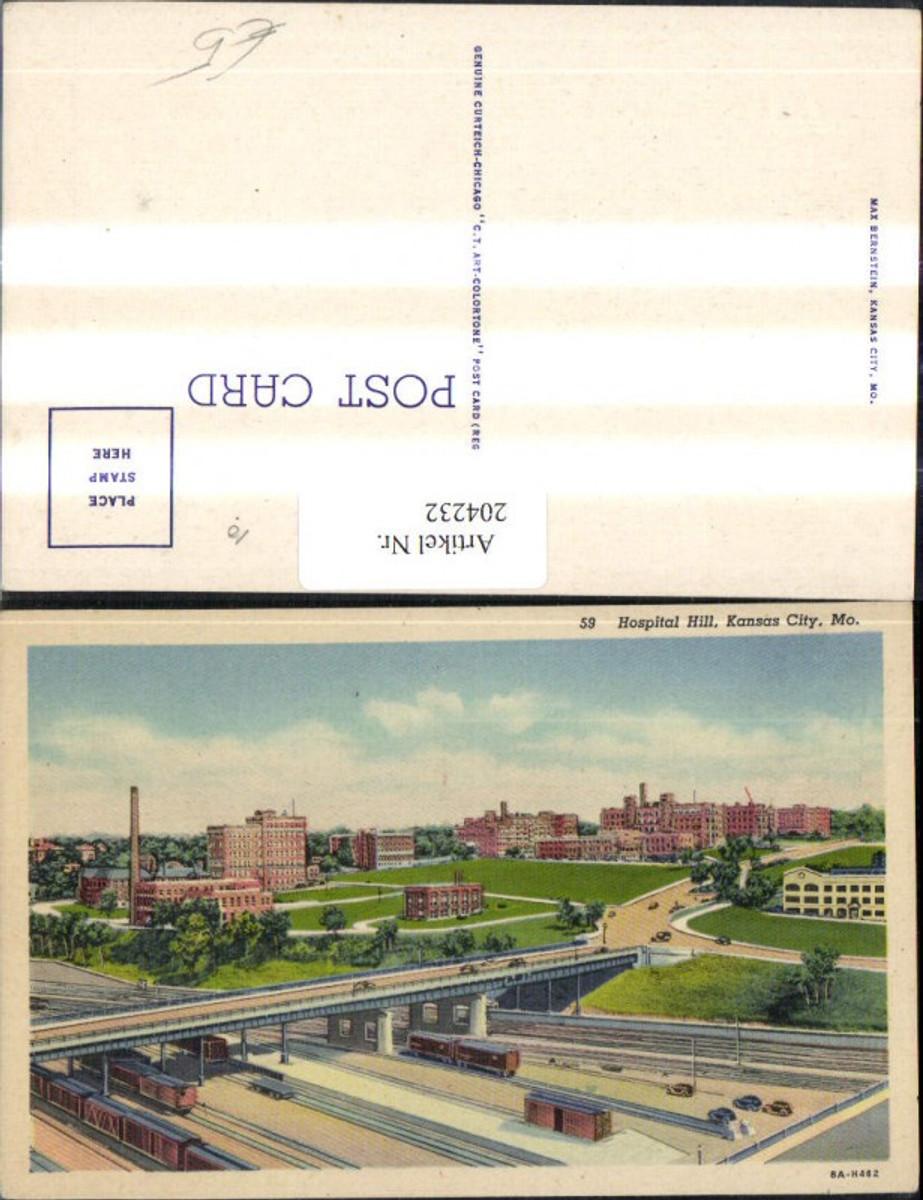 204232,Missouri Kansas City Hospital Hill Brücke  günstig online kaufen