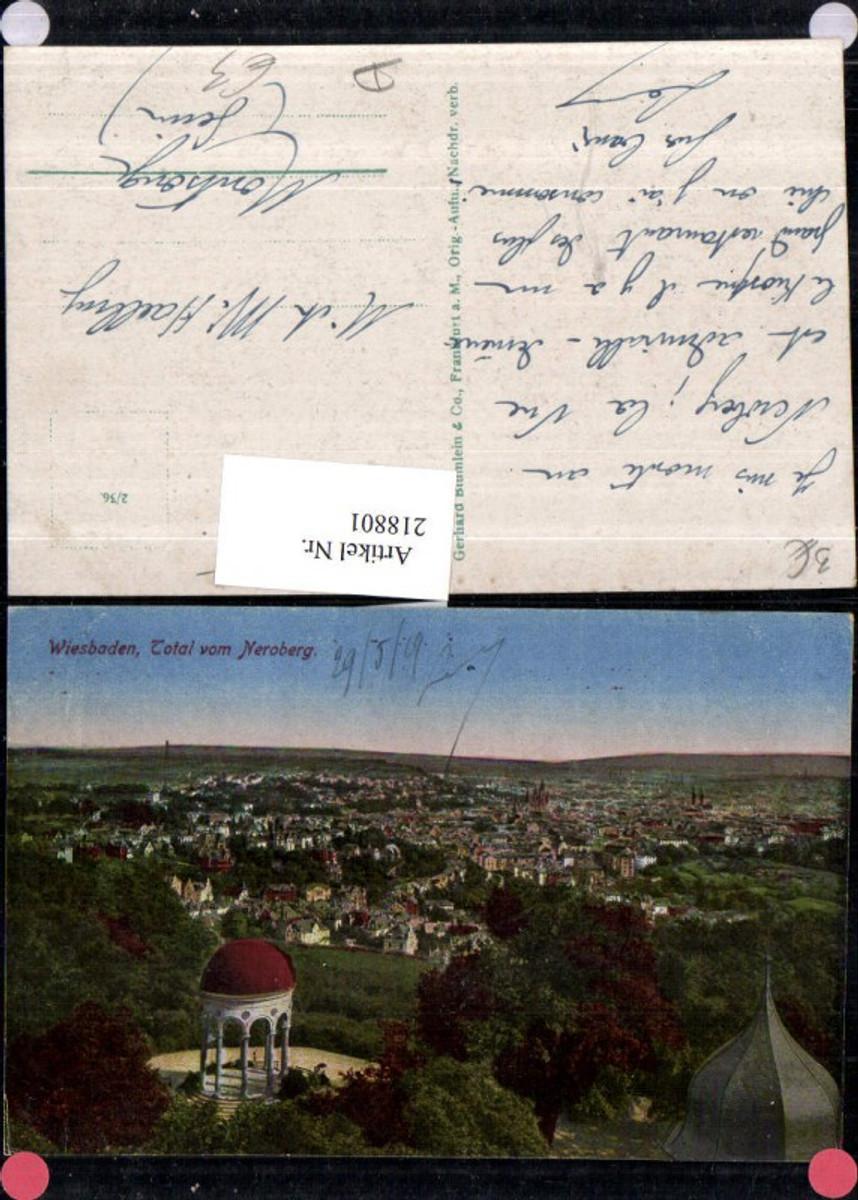 218801,Wiesbaden Totale v. Neroberg Tempel günstig online kaufen