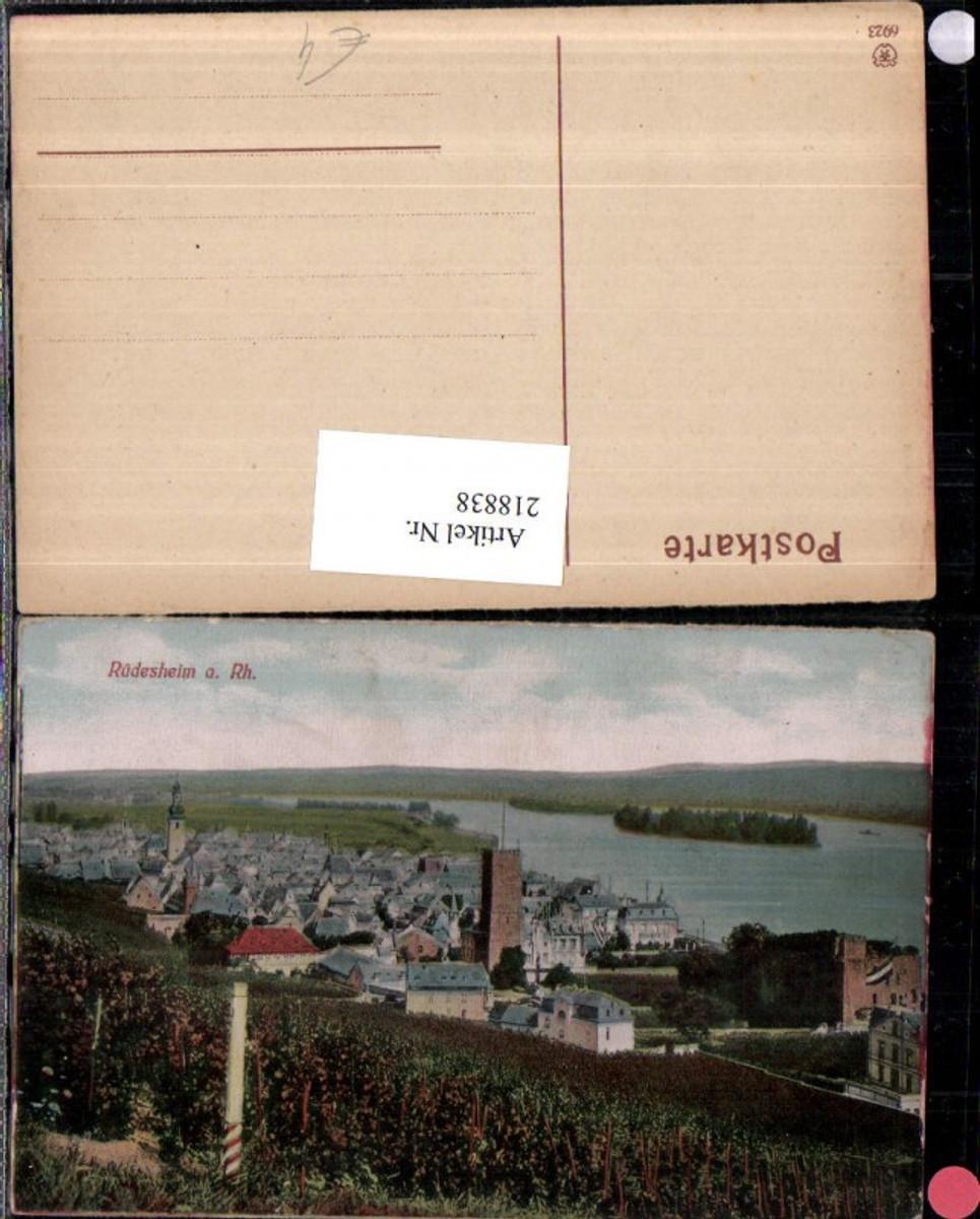 218838,Rüdesheim a. Rhein Totale günstig online kaufen