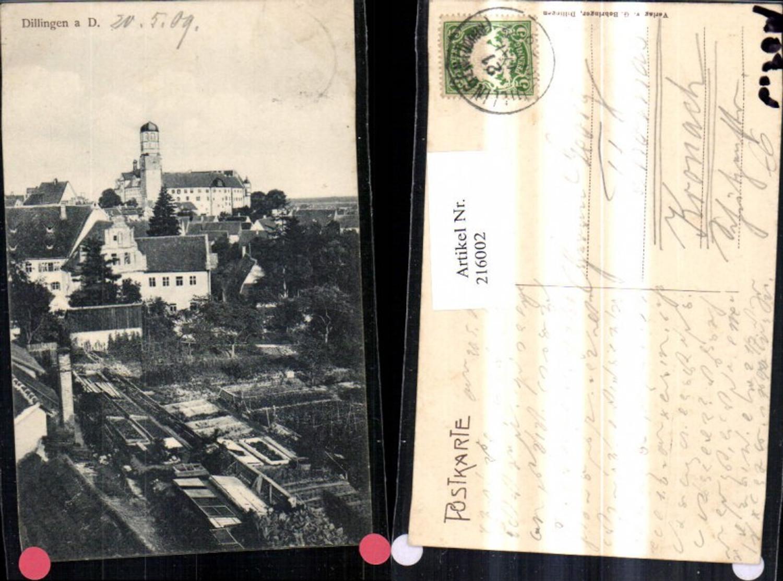 216002,Dillingen a. d. Donau Teilansicht  günstig online kaufen