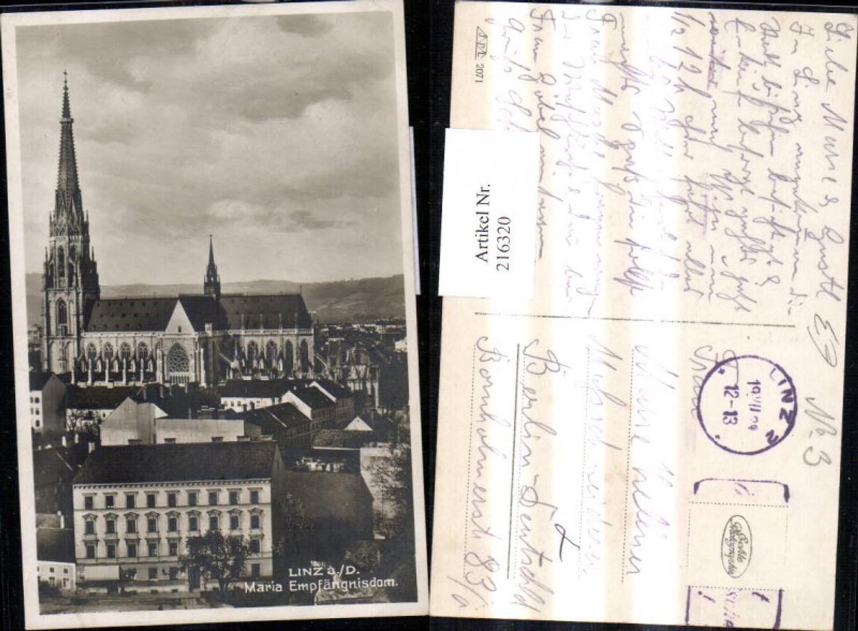 216320,Linz a. d. Donau Maria Empfängnisdom Dom günstig online kaufen