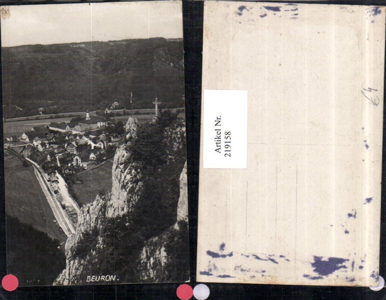 219158,Beuron Totale m. Kloster günstig online kaufen
