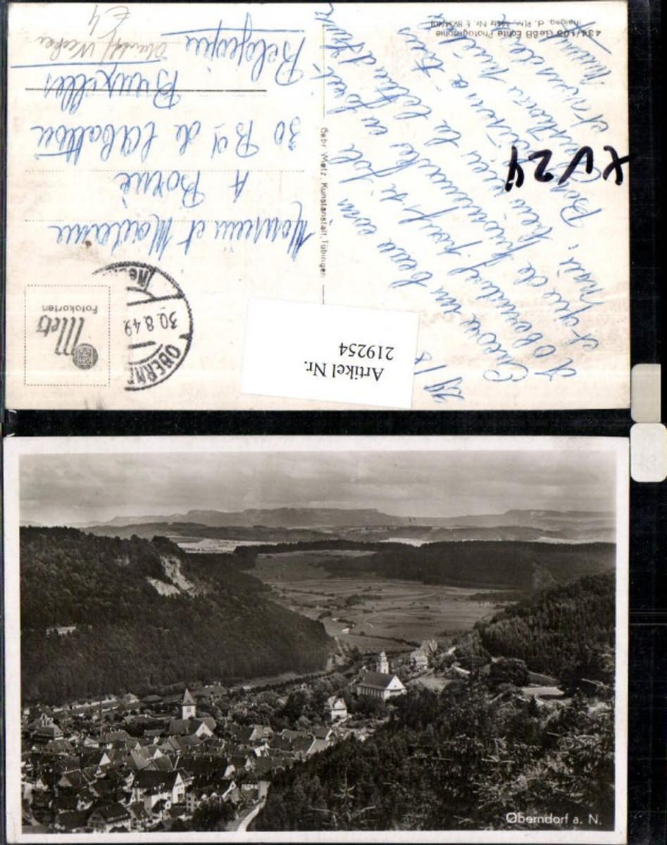 219254,Oberndorf a. Neckar Totale günstig online kaufen