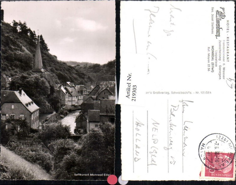 219303,Monreal i. d. Eifel Teilansicht günstig online kaufen