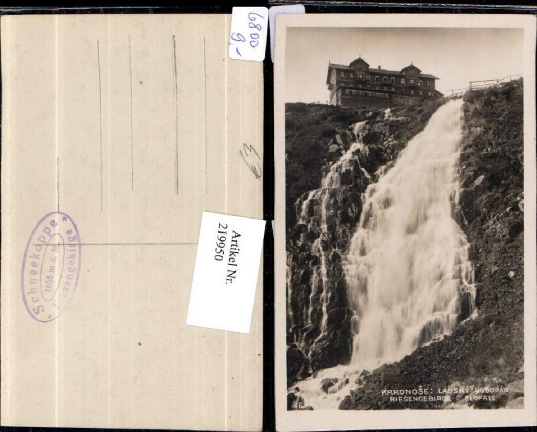 219950,Krkonose Riesengebirge Labsky Vodopad Elbfall günstig online kaufen