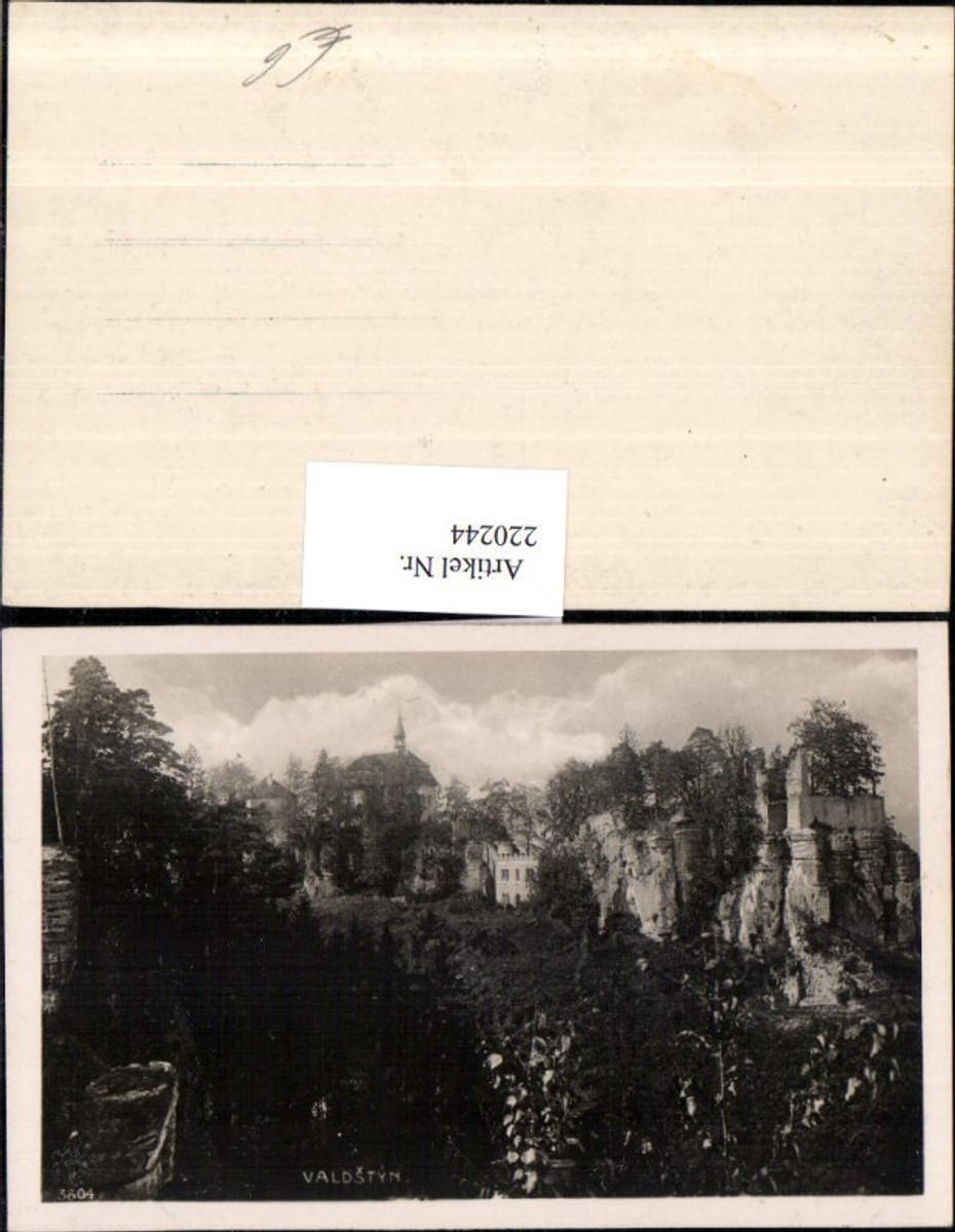 220244,Burg Valdstejn b. Turnov günstig online kaufen