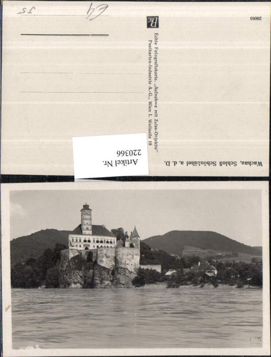 220366,Wachau Schloss Schönbühel a. d. Donau günstig online kaufen