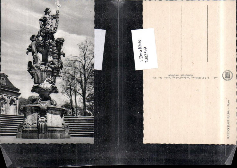 2002599,Barockstadt Fulda Flora Denkmal Statue günstig online kaufen