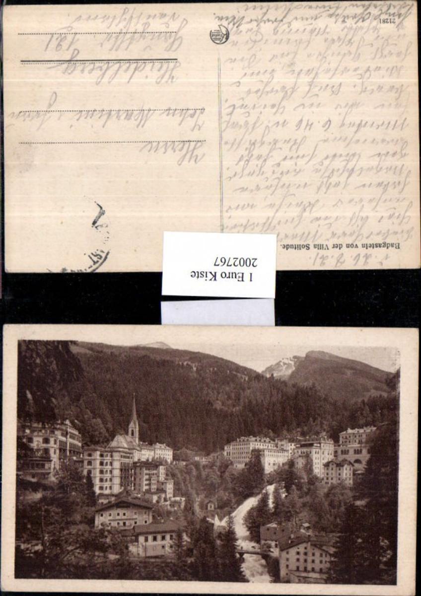 2002767,Bad Gastein Totale v. d. Villa Solitude pub Kilophot 21281 günstig online kaufen