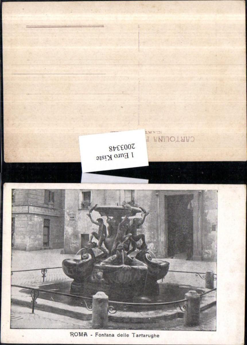 2003348,Roma Rom Fontana delle Tartarughe Brunnen günstig online kaufen
