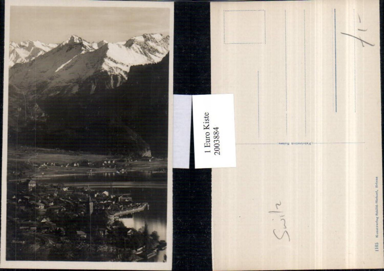 2003884,Brienz Totale Bergkulisse günstig online kaufen