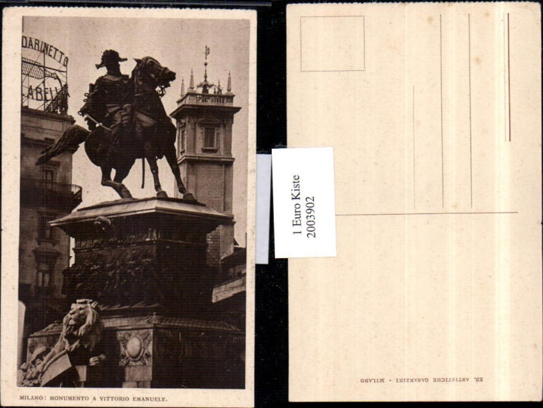 2003902,Milano Monument a Vittorio Emanuele 2 günstig online kaufen