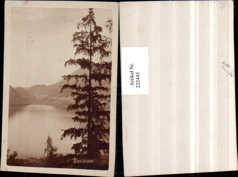 222445,Trentino Levicosee See b. Valsugana Trient Partie günstig online kaufen