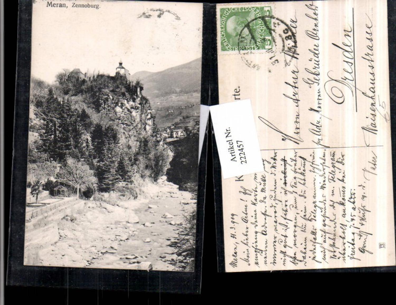 222457,Trentino Meran Zennoburg Burg Partie günstig online kaufen