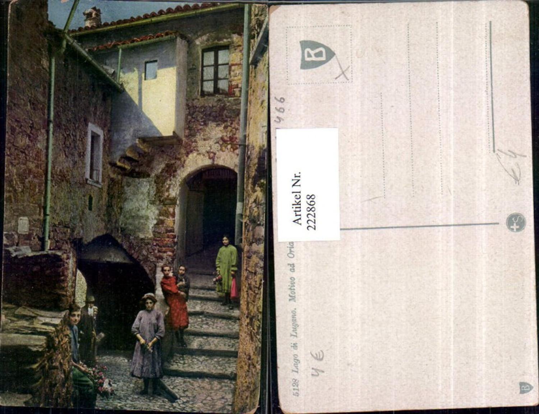 222868,Lombardia Lago di Lugano Motivo ad Oria Ansicht günstig online kaufen