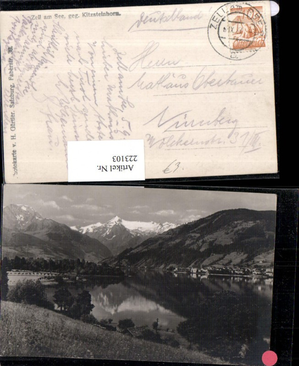223103,Zell a. See geg. Kitzsteinhorn günstig online kaufen