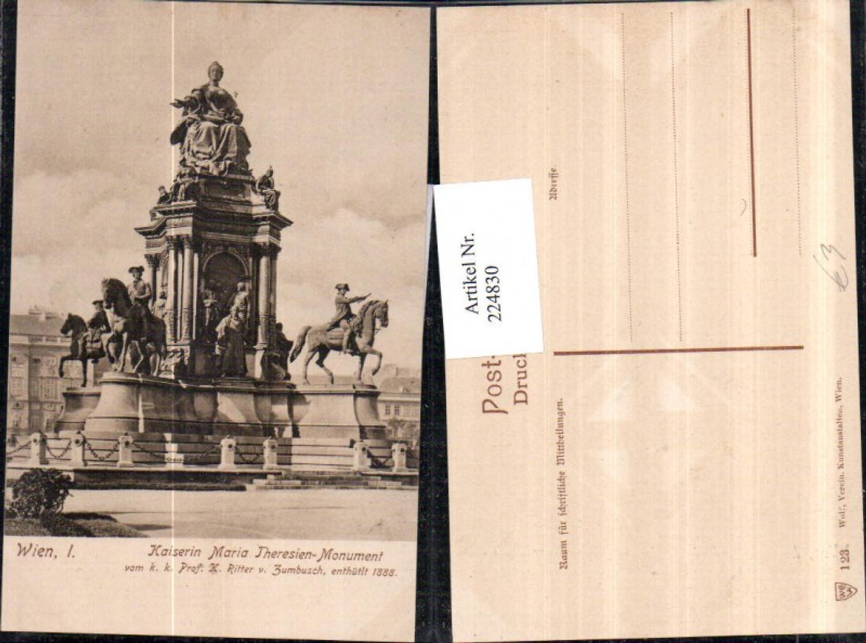 224830,Wien 1 Kaiserin Maria Theresia-Monument günstig online kaufen