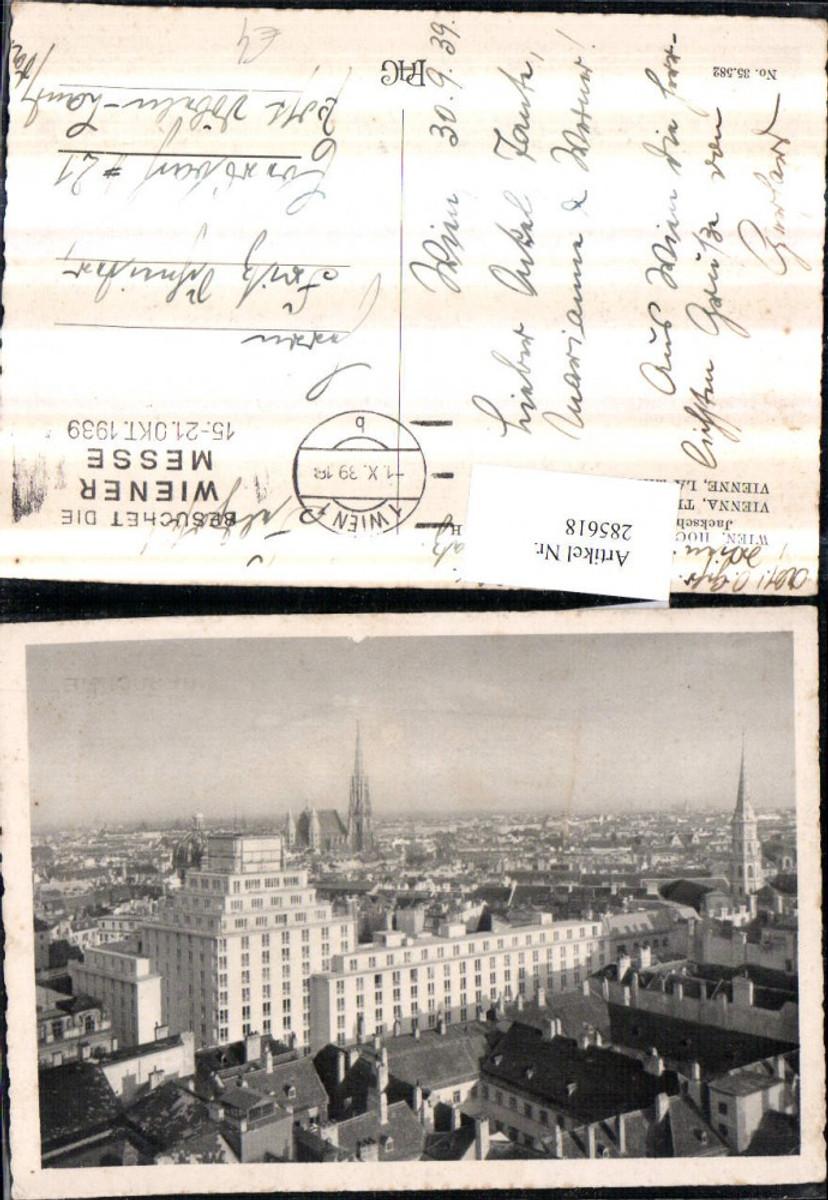 285618,Wien Innere Stadt Totale Hochhaus  günstig online kaufen