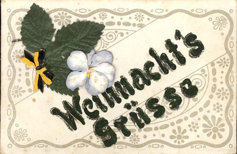 289584,Material Karte Handgemacht Weihnachtsgrüße Blatt Blüte ...