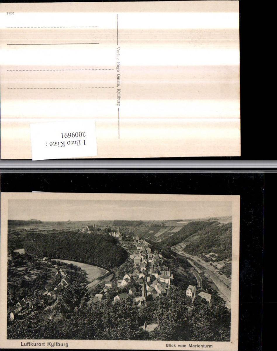 2009691,Kyllburg Totale Blick vom Marienturm günstig online kaufen
