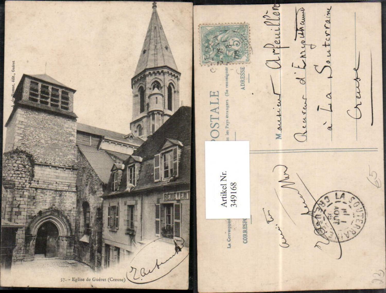 349168,Limousin Creuse Eglise de Gueret Kirche günstig online kaufen