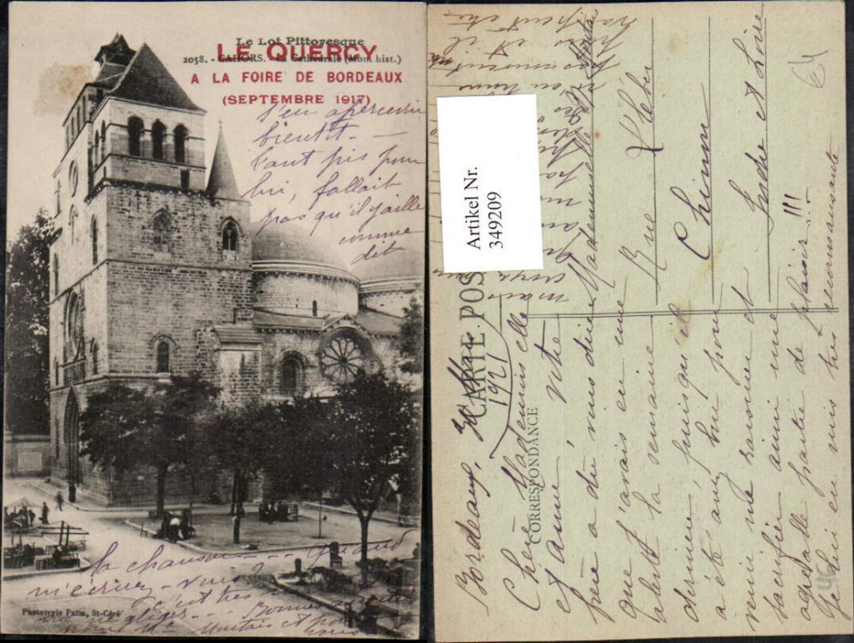 349209,Midi-Pyrenees Lot Cahors La Cathedrale Kirche günstig online kaufen