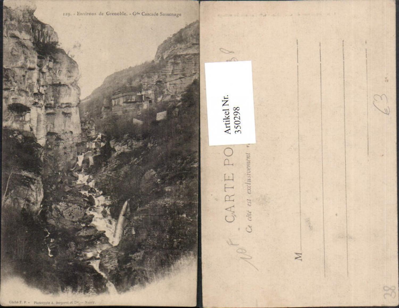 350298,Rhone-Alpes Isere Grenoble Grande Cascade Sassenage günstig online kaufen