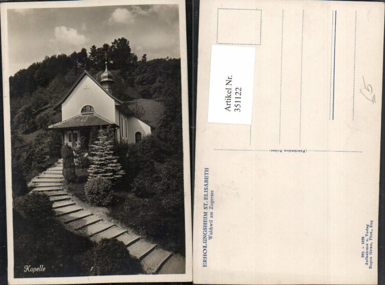 351122,Walchwil am Zugersee Kapelle Kt Zug günstig online kaufen