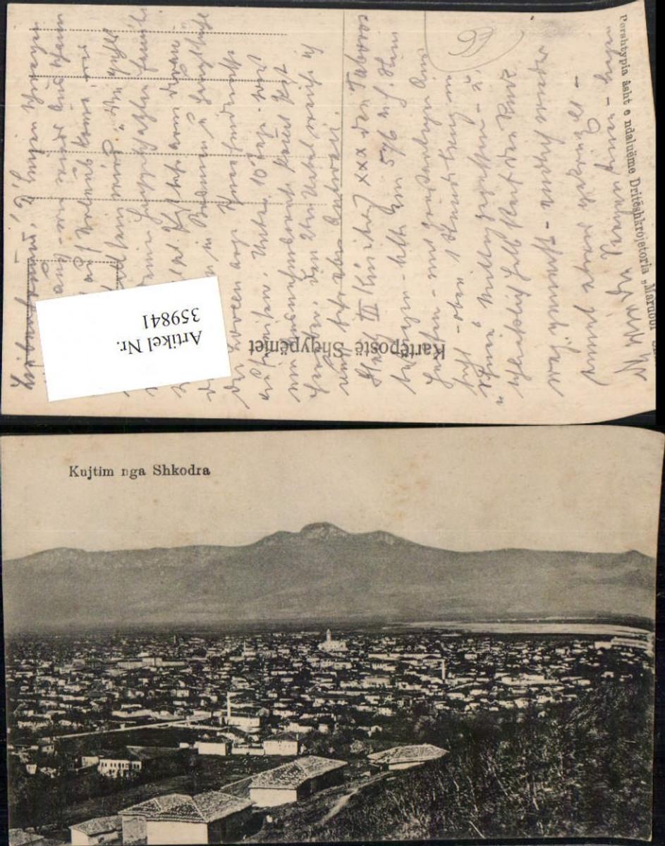 359841,Albania Kujtim nga Shkodra Totale Bergkulisse günstig online kaufen